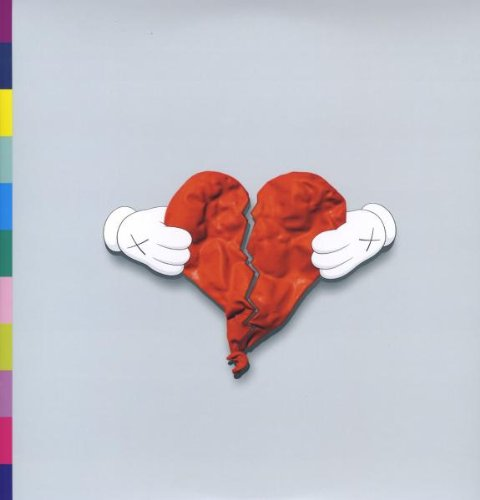Kanye West - CD 808s & Heartbreak
