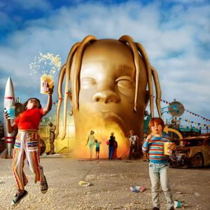 Obálka Travis Scott - Astroworld