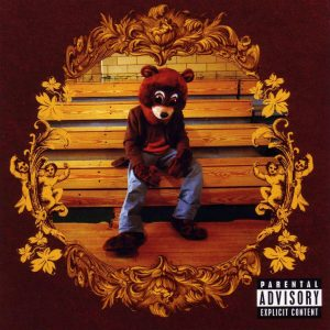 Obálka Kanye West - The College Dropout