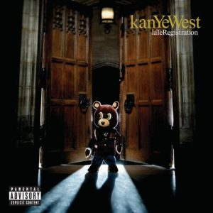 Obálka Kanye West - Late Registration