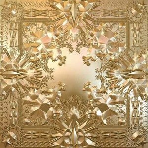 Obálka Kanye West - Watch The Throne